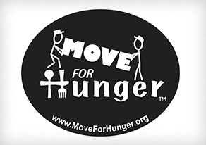 Olympia Moving Move for Hunger Affiliation